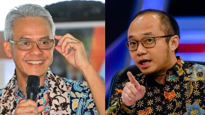 Survei Indikator Sebut Ganjar Pranowo 'Capres Favorit', Yunarto Wijaya: Untung Bukan Saya yang Rilis