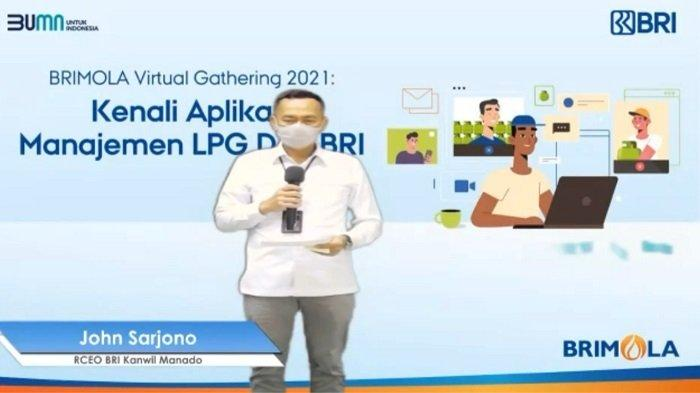 BRIMOLA Virtual Gathering 2021: Sinergi BRI-Pertamina Permudah Distribusi Subsidi Tabung LPG 3 Kg