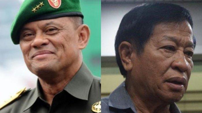 Gatot Nurmantyo Sebut PKI Sudah Susupi TNI AD, Agum Gumelar: Terlalu Gopoh Saudara