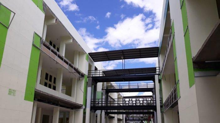 Gedung Sudah Mulai Pulih Berfungsi, Mahasiswa IAIN Palu Akhirnya Tak Lagi Kuliah di Kelas Darurat
