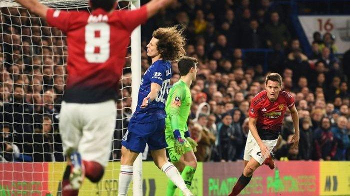 Jadwal Liga Inggris Hari Ini: Big Match Manchester United Vs Arsenal