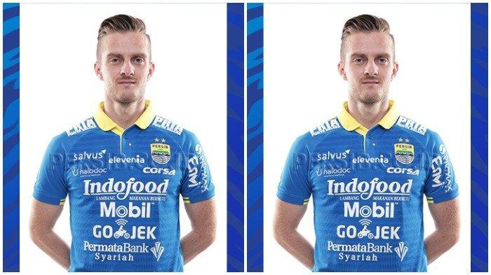Gelandang Persib Bandung Rene Mihelic Tak Sabar Bertanding Melawan Bali United