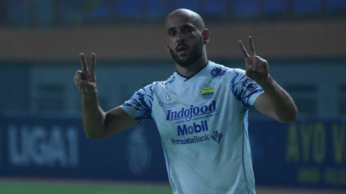 Kalahkan Persita Tanpa Gol dari Striker, Pelatih Persib Bandung Sebut Semua Lini Mereka Tampil Tajam