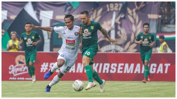 Jadwal Pekan Ke-10 Liga 1, Madura United vs Arema FC, PS Tira Persikabo Jajal Kekuatan Persebaya