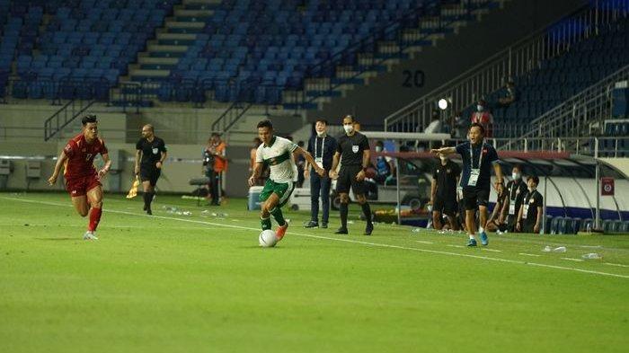 Timnas Indonesia Dilumat 0-4, Shin Tae-Yong 'Diledek' Park Hang-Seo Pelatih Vietnam