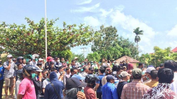 Bahas Protes di Natuna Soal Karantina Corona,Wabup:Natuna Bukan Lahan Kosong,Kami Ingin Dimanusiakan