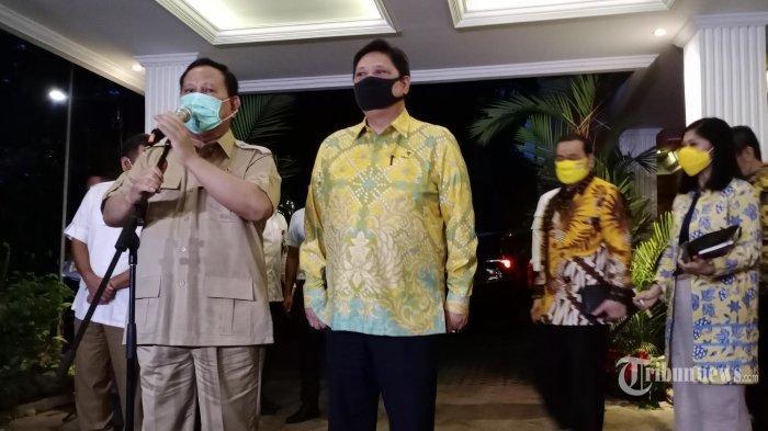 Sebut Hanya Prabowo dan Airlangga Layak Jadi Capres, Natalius: Pak Anies Tolong Jaga DKI