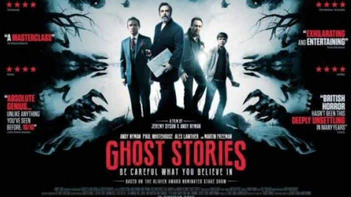 Dibintangi oleh Andy Nyman, Simak Sinopsis Film Ghost Stories yang Tayang Malam Ini di TransTV