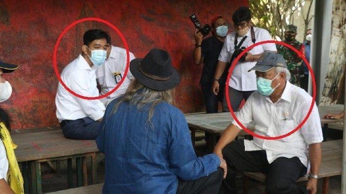 Foto Gibran Duduk di Meja Depan Menteri PUPR Viral, Pemilik Galeri Masdon Art Ungkap Faktanya