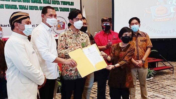 Gibran dan Bobby Nasution Hari Ini Dilantik, Sekjen PDIP Berikan Pesan Berikut