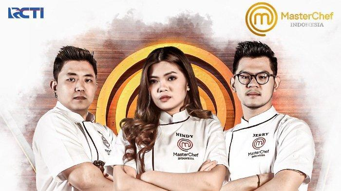 Spoiler MasterChef Indonesia Sore Ini; Nindy Tetiba Nyeletuk, Chef Arnold: Santailah, Jangan Baper!