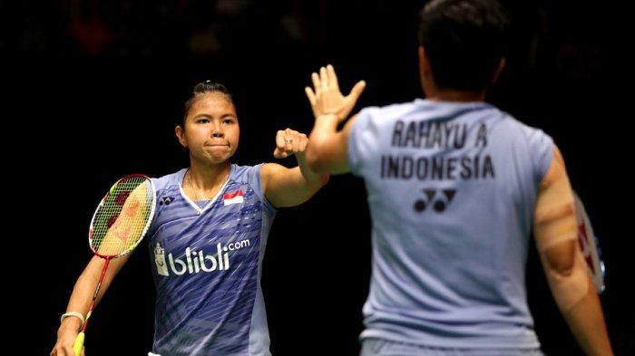 Link Live Streaming Korea Open 2019: Greysia Polii/Apriyani Rahayu Vs Wakil Taiwan Pukul 09.10 WIB