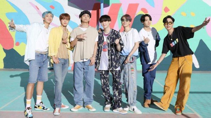 Sabet Enam Piala di Seoul Music Award 2021, BTS Ucap Syukur dan Terima Kasih Atas Dukungan Army
