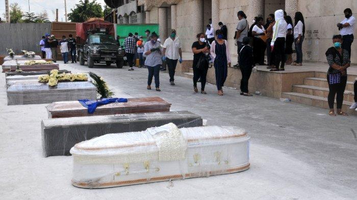 Jenazah Covid-19 Hilang setelah Terlantar di Jalanan Ekuador, Keluarga: Jasad Pamanku Entah di Mana