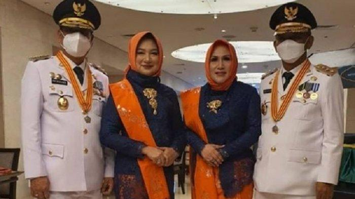 Disambut Relawan di Bandara Palu, Rusdi-Mamun Dikabarkan Tiba Kamis 17 Juni