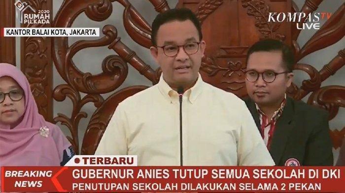 Pemprov DKI Disebut Tak Punya Anggaran Bansos, Anies: Kami Sediakan Anggaran Rp 5,032 Triliun