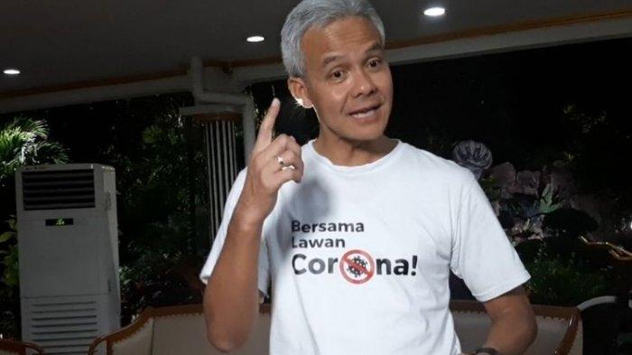 Mendagri Ancam Copot Kepala Daerah yang Abai Protokol Kesehatan, Ganjar Pranowo: Nggak Perlu Diancam