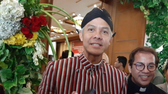 BPJS Kesehatan Batal Naik, Ganjar Pranowo: Kesempatan untuk Perbaikan Sistem, Pasti Rakyat Senang