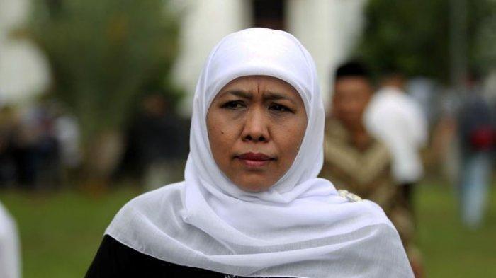 Gubernur Jawa Timur Khofifah Indar Parawansa Bandingkan Hasil PSBB di Malang dan Surabaya