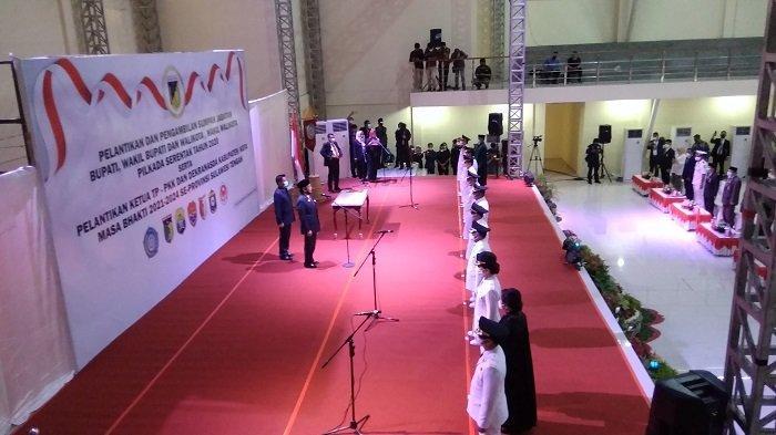 4 Provinsi Diizinkan Pelantikan Tatap Muka, Gubernur Sulteng Yakinkan Mendagri soal Prokes