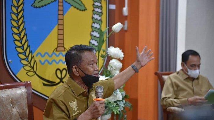 Pesan Gubernur Rusdi Mastura saat Pimpin Rapat: Jangan Menari-nari di Atas Penderitaan Rakyat