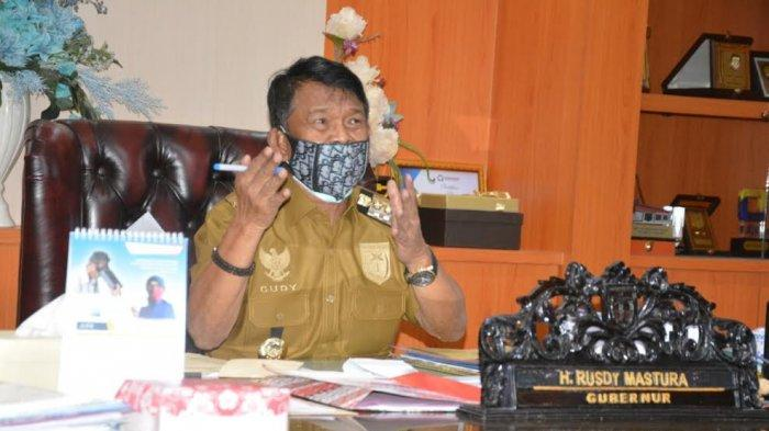 Kasus Covid-19 di Sulteng Turun, Gubernur: Jangan Dulu Berpuas Diri