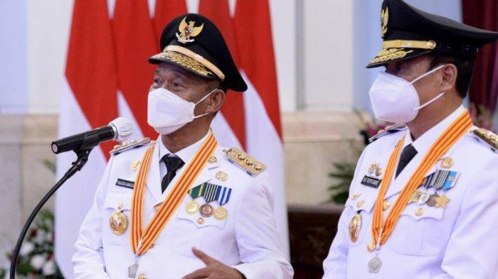 Gubernur Sulteng dan Wakilnya Positif Covid-19, Rusdi: Maaf Belum Bisa Melayani Secara Langsung