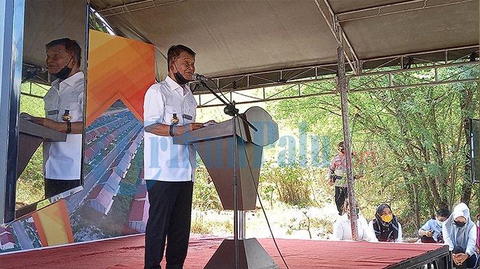 Gubernur Rusdi Janji Akan Bertanggung Jawab Masalah Bencana di Sulteng