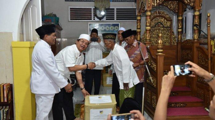 Safari Ramadan, Gubernur Longki Sambangi Warga Desa Wani 1 di Kabupaten Donggala