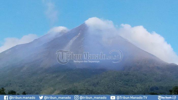Waspada, Aktivitas Kegempaan Gunung Karangetang Meningkat