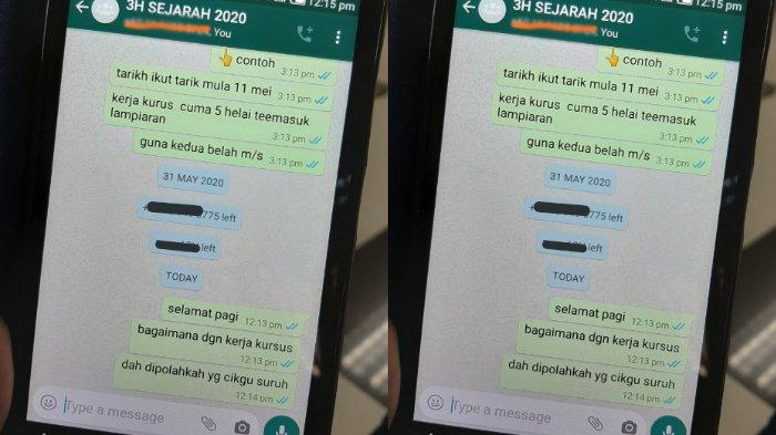 Viral Kisah Guru yang tak Digubris saat Tagih Tugas, tak Sadar Muridnya Kompak 'Left Group' WhatsApp