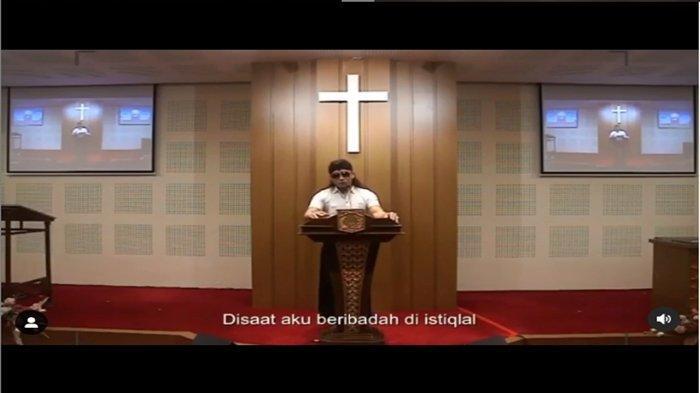 Gus Miftah Beri Klarifikasi Terkait Ceramah di Gereja: Saya Datang untuk Melakukan Orasi Kebangsaan