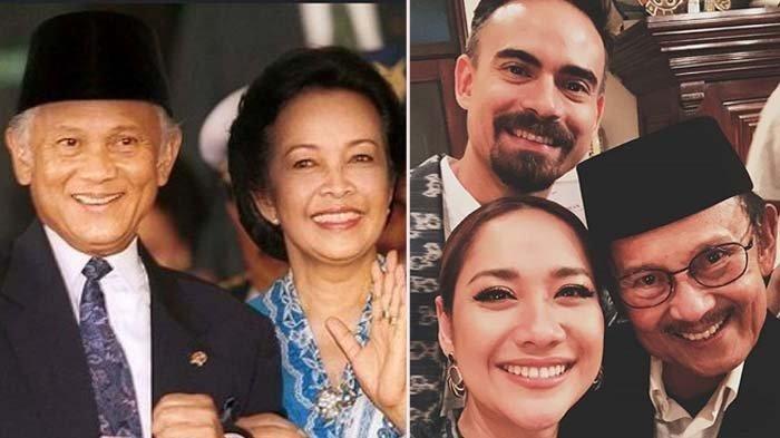 Kuatkan BCL, Melanie Subono Ingatkan Kisah Ainun-Habibie : Giliran Kamu Cerita Kisah Cintamu