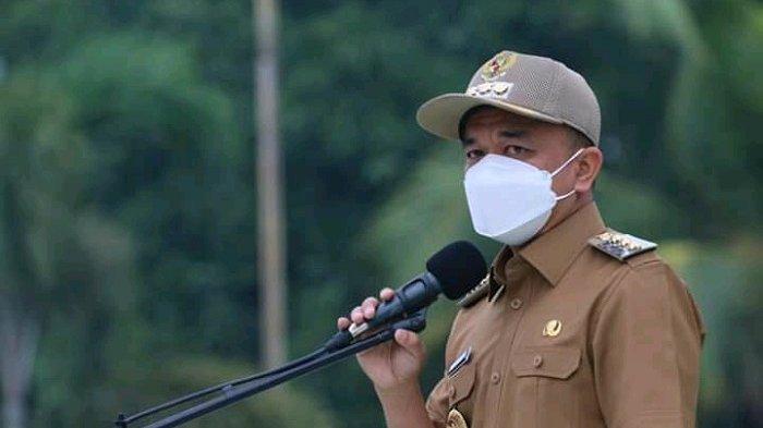 Apel Perdana Hadianto Rasyid: ASN Jangan Terlambat, Pukul 07.30 Wita Pelayanan Sudah Harus Dibuka