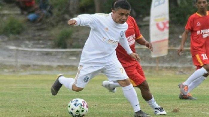 POTRET Hadianto Rasyid, Wali Kota Palu yang Gemar Main Sepak Bola