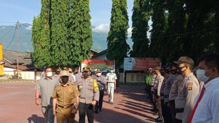 Apel Operasi Ketupat, Hadianto Rasyid Minta Polisi Perketat Pengawasan Prokes Covid-19