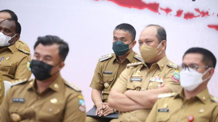 Rapat Bareng Presiden Jokowi, Wali Kota Palu Diminta Waspadai Lonjakan Covid-19 Jelang Idulfitri