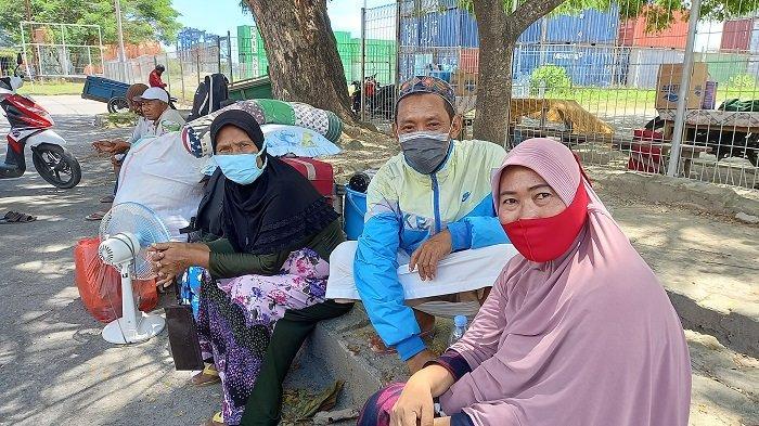 3 Tahun Merantau di Kalimantan, Ibu Asal Parigi Rindu Anak dan Mudik Lebih Awal