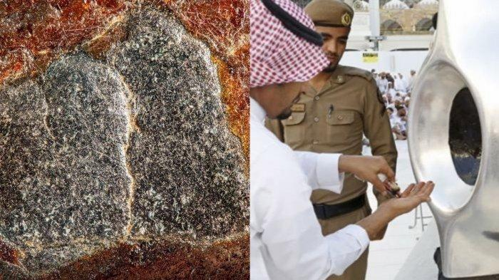 Pemerintah Arab Saudi Rilis Foto Hajar Aswad Beresolusi Tinggi, Intip Penampakannya Lebih Dekat