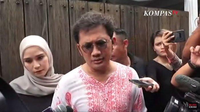 Turut Melayat, Hanung Bramantyo Ungkap Punya Janji Ketemu dengan Ashraf untuk Bahas 'Gatotkaca'
