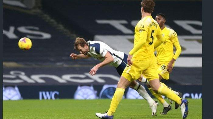 Hasil Liga Inggris - Spurs Lagi-lagi Kecolongan Gol di Menit Akhir Pertandingan