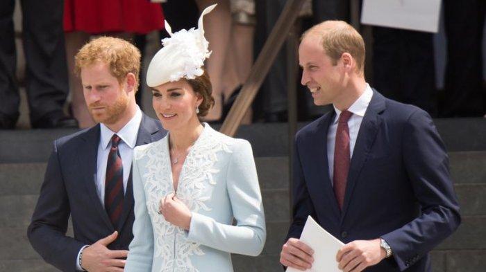 Pangeran William dan Kate Middleton Beri Ucapan Selamat Ulang Tahun Tanpa Gelar Pangeran Harry