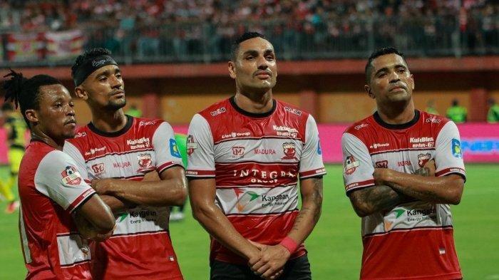 Liga 1 Berlanjut, Madura United Putuskan Pindah Markas ke Sidoarjo