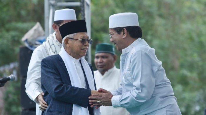 Haul Ke-51 Guru Tua, Gubernur Sulteng Ajak Rajut Kembali Hubungan Pasca Pemilu