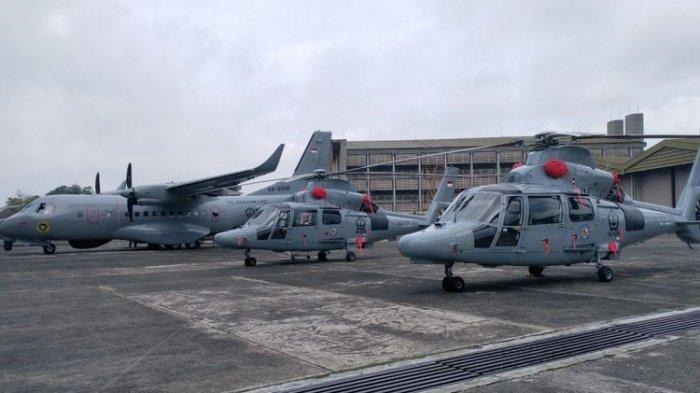 Apa Itu Helikopter AS365 N3 Dauphin? Digunakan Satgas Madago Raya Buru Teroris MIT Poso