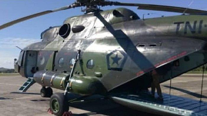 Evakuasi 2 Jenazah Teroris MIT Terhambat Hutan Hingga Tebing Curam, Helikopter TNI Sulit Bermanuver