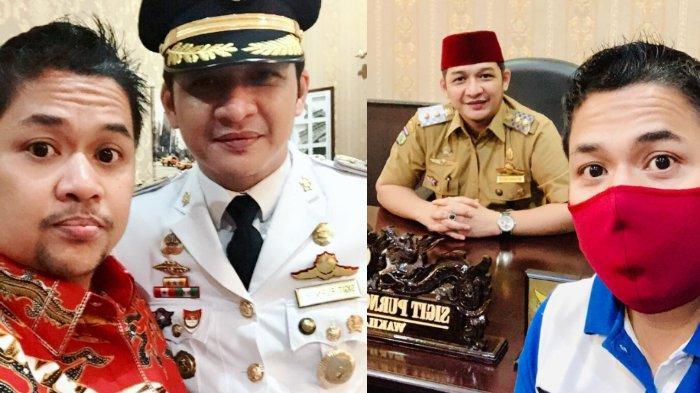 Ditangkap di Palu, Adik Kandung Pasha Ungu Ternyata Sudah Jadi Target BNN Sulut