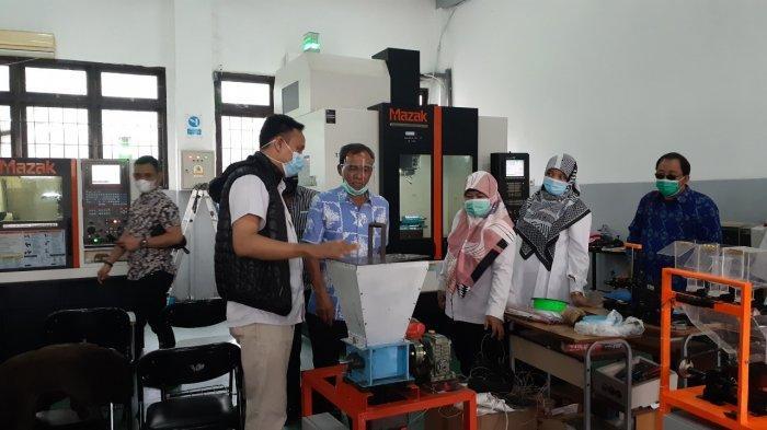 Wali Kota Palu Jajak Kerja Sama dengan Politeknik ATI Makassar, Ini Targetnya