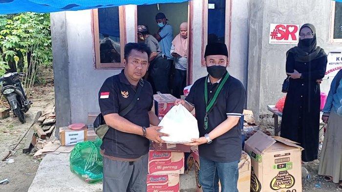 Galang Dana Rp 5,5 Juta di Jalan, HMI Cabang Palu Salurkan Bantuan untuk Korban Banjir Sigi