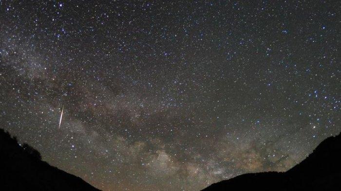 Viral Kemunculan Bintang Turaya, Disebut Tanda Pandemi Corona Berakhir, Ini Penjelasan Ahli